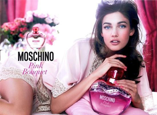 Pink Bouquet la fragranza di Moschino