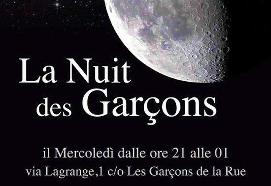 La Nuit des Garcons